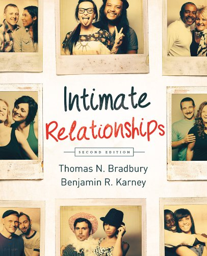 Intimate Relationships:   2013 edition cover