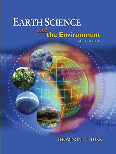 Earth Science and the Environment, Reprint (with CengageNOW Printed Access Card)  4th 2007 9780538451239 Front Cover