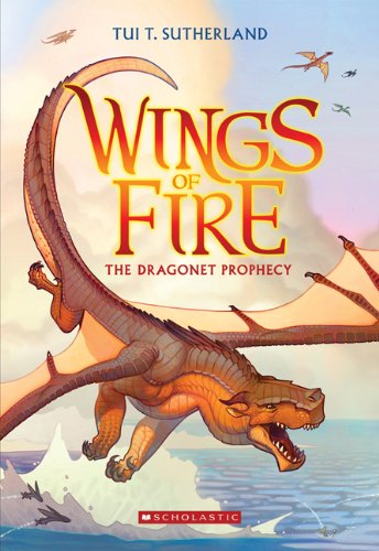 Dragonet Prophecy   2012 9780545349239 Front Cover