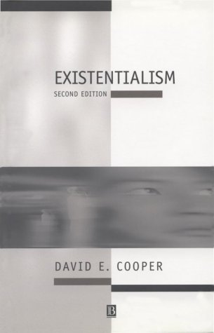 Existentialism A Reconstruction 2nd 1999 (Revised) edition cover