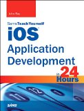 iOS 8 Application Development in 24 Hours  6th 2015 edition cover