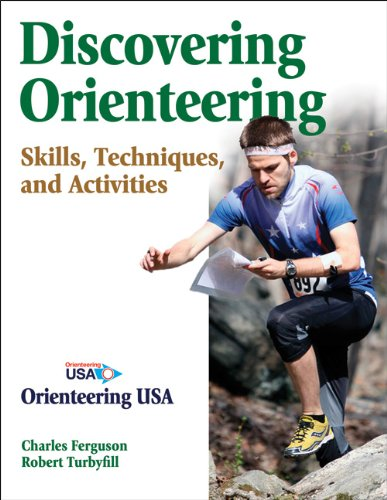 Discovering Orienteering Skills, Techniques, and Activities  2013 edition cover