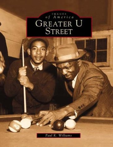 Greater U Street   2002 edition cover