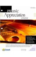 Music Appreciation Online  3rd 2010 (Revised) edition cover