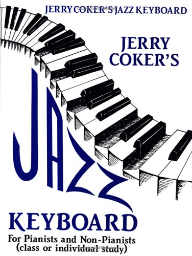 Jazz Keyboard for Pianists and Non-Pianists   1984 edition cover