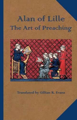 Art of Preaching  N/A 9780879079239 Front Cover