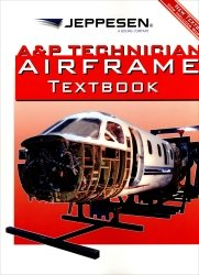 and P Technician Airframe Textbook  N/A 9780884875239 Front Cover