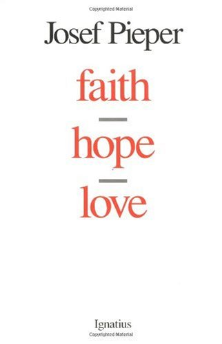 Faith, Hope, Love  N/A edition cover