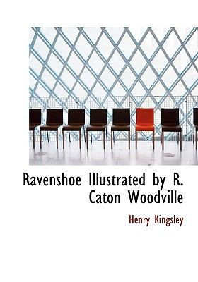 Ravenshoe Illustrated by R Caton Woodville N/A 9781115381239 Front Cover