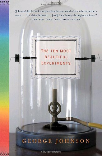 Ten Most Beautiful Experiments  N/A 9781400034239 Front Cover