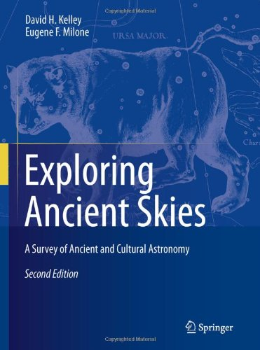 Exploring Ancient Skies A Survey of Ancient and Cultural Astronomy 2nd 2011 edition cover