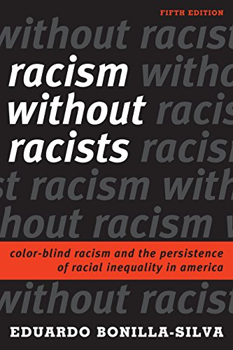 Racism Without Racists 5Ed  5th (Revised) 9781442276239 Front Cover