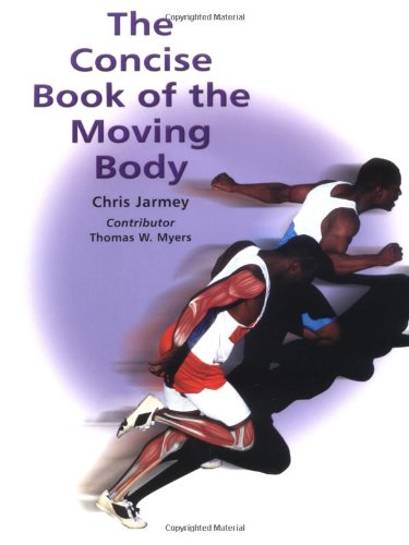 Concise Book of the Moving Body   2005 edition cover