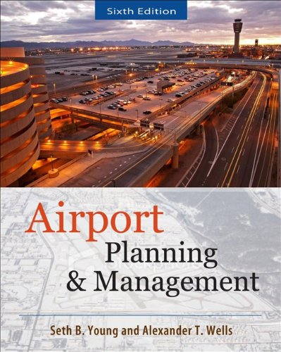 Airport Planning and Management  6th 2011 edition cover