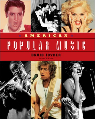 American Popular Music  2nd 2003 (Revised) 9780072414240 Front Cover
