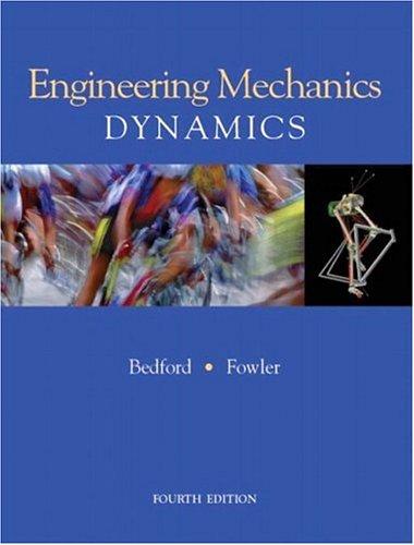 Engineering Mechanics - Dynamics  4th 2005 edition cover