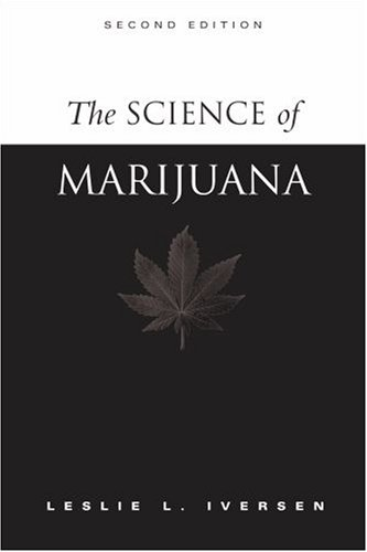Science of Marijuana  2nd 2008 edition cover