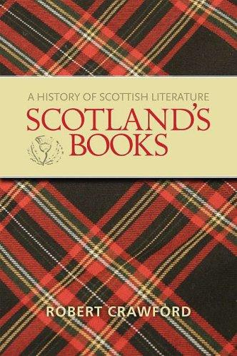 Scotland's Books A History of Scottish Literature  2009 9780195386240 Front Cover