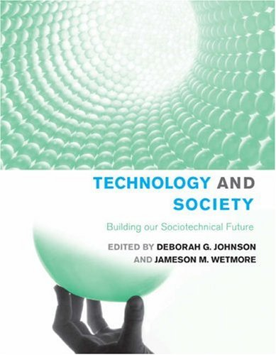 Technology and Society Building Our Sociotechnical Future  2008 9780262101240 Front Cover