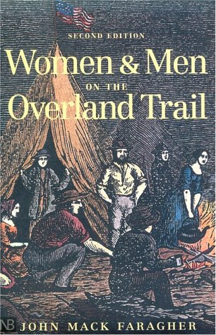 Women and Men on the Overland Trail  2nd 2001 (Revised) edition cover