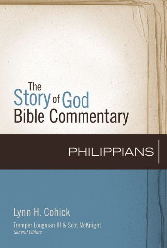 Philippians   2013 edition cover