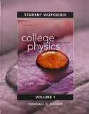 Student Workbook for College Physics A Strategic Approach 3rd 2015 edition cover