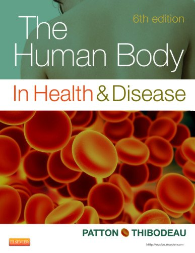 Human Body in Health and Disease - Softcover  6th 2014 edition cover