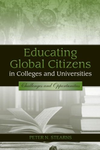 Educating Global Citizens in Colleges and Universities Challenges and Opportunities  2009 9780415990240 Front Cover