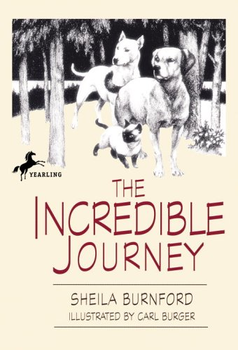 Incredible Journey  N/A edition cover