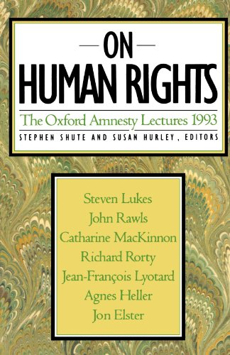 On Human Rights   1993 (Revised) edition cover
