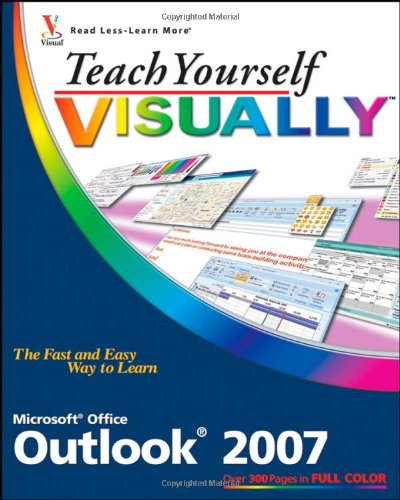 Microsoft Office Outlook 2007   2007 edition cover