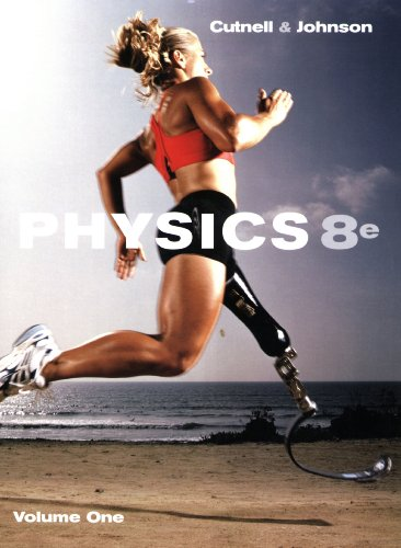 Physics  8th 2010 edition cover