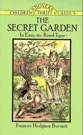 Secret Garden Adapted for Young Readers  1994 (Abridged) edition cover
