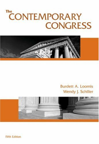 Contemporary Congress  5th 2006 (Revised) edition cover