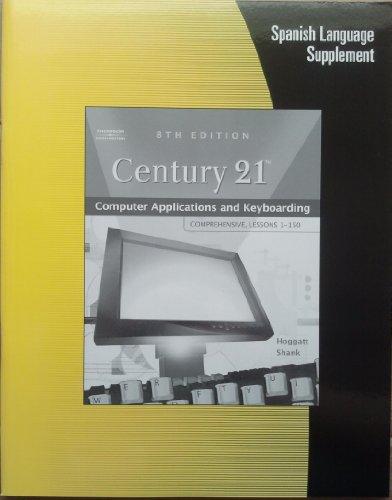 Spnsh Lang Supp C21 Cmp App/Kb 8th 2006 9780538440240 Front Cover