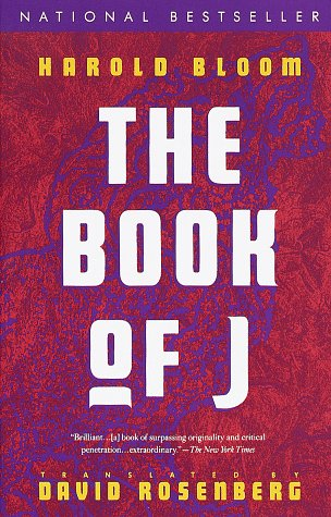 Book of J  N/A edition cover