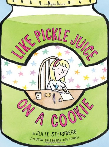 Like Pickle Juice on a Cookie   2010 edition cover