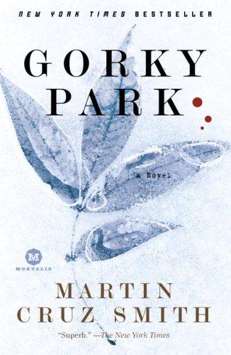 Gorky Park  N/A edition cover
