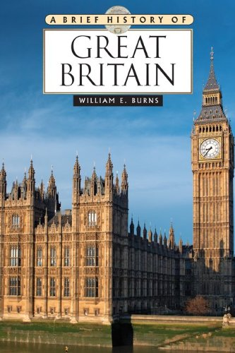 Brief History of Great Britain   2009 edition cover
