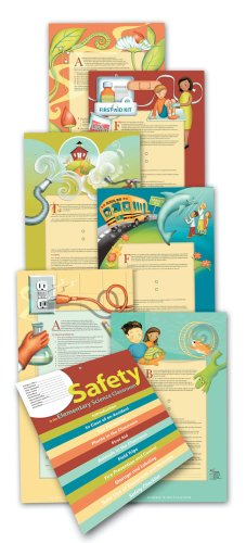Safety in the Elementary Science Classroom  3rd 2003 (Revised) edition cover