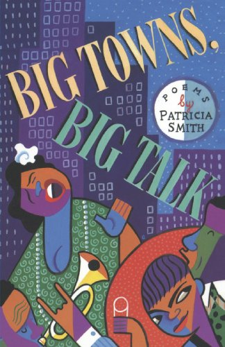 Big Towns, Big Talk Poems  1992 edition cover