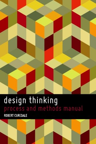 Design Thinking Process and Methods Manual  2013 edition cover