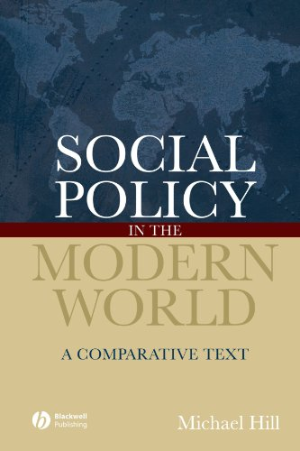 Social Policy in the Modern World A Comparative Text  2006 edition cover