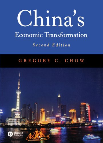 China's Economic Transformation  2nd 2007 (Revised) 9781405156240 Front Cover