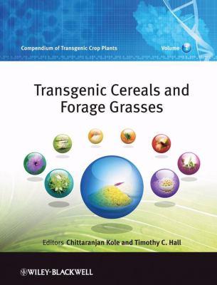 Compendium of Transgenic Crop Plants, 10 Volume Set   2009 9781405169240 Front Cover