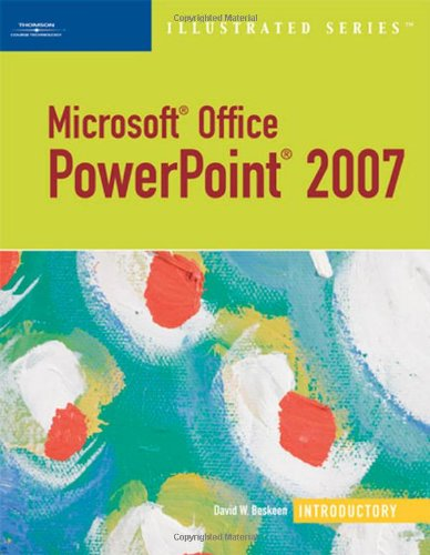 Microsoft Office Powerpoint 2007 - Introductory   2008 9781423905240 Front Cover