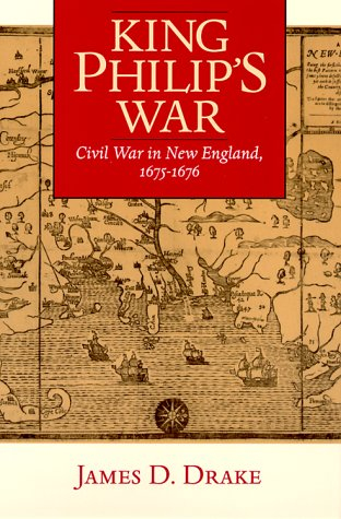 King Philip's War Civil War in New England, 1675-1676  1999 edition cover