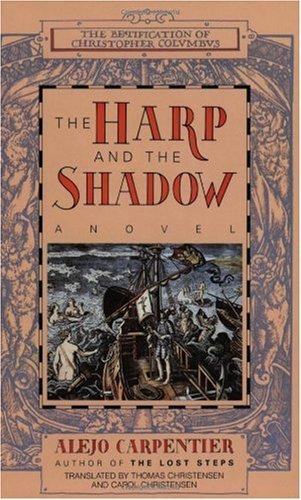 Arpa y la Sombra Reprint edition cover