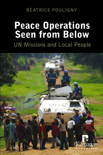 Peace Operations Seen from Below Un Missions and Local People  2006 edition cover