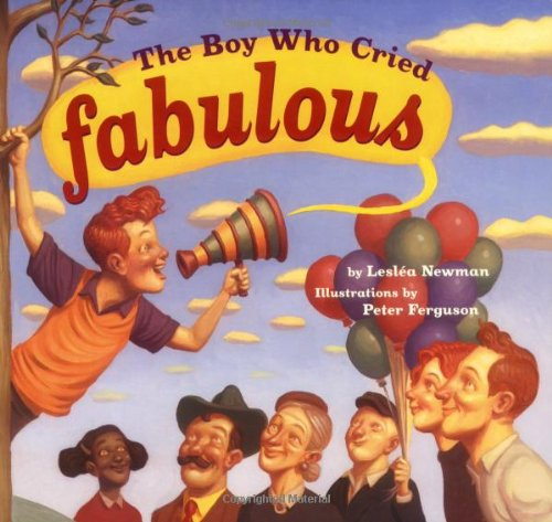 Boy Who Cried Fabulous  N/A edition cover